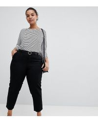ASOS - Asos Design Curve Chino Trousers - Lyst