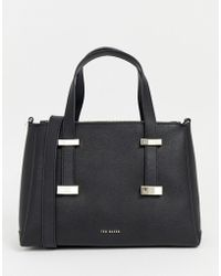 Ted Baker - Julieet Structured Tote Bag - Lyst