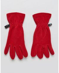 HUNTER - Original Fleece Gloves - Lyst