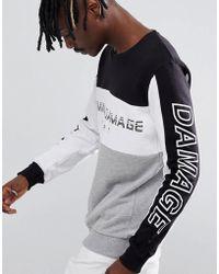 Criminal Damage - Prep Sweater - Lyst