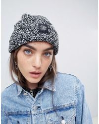 Cheap Monday - Ribbed Beanie - Lyst
