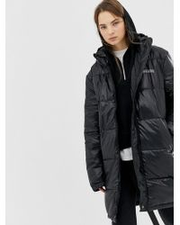 Cheap Monday - Recycled Polyester Padded Jacket In High Shine - Lyst
