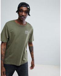 Cheap Monday - Focus Text T-shirt - Lyst