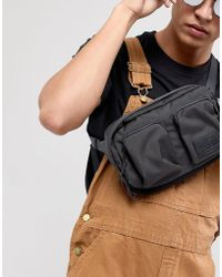 The North Face - Kanga Bag In Black - Lyst