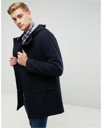 Esprit - Wool Duffle Coat - Lyst
