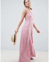 ASOS - Casual Maxi Dress - Lyst