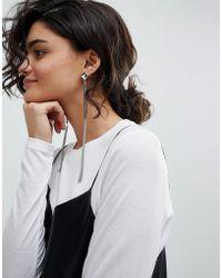 Ashiana - Tassel Drop Statement Earrings - Lyst