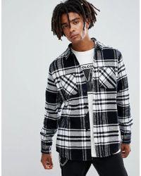 Volcom - Shader Shirt - Lyst
