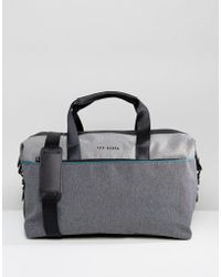 Ted Baker - Cheetz Holdall - Lyst
