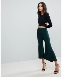 ASOS - Tailored Soft Fluted Trouser - Lyst