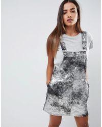 99867897a Blank NYC Studded Vegan Leather Slip Dress In Close The Deal (close The  Deal) Dress in Black - Save 15% - Lyst