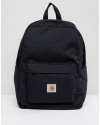 Carhartt WIP - Carhartt Watch Backpack In Black - Lyst