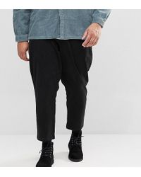 Only & Sons - Plus Cropped Chinos - Lyst