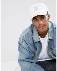 Mitchell & Ness | Logo Strapback Cap | Lyst