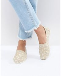 TOMS - Star Classic Shoes - Lyst