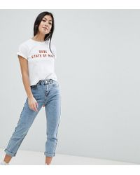 Miss Selfridge | Acid Wash Jeans | Lyst