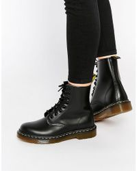 Dr. Martens - Modern Classics Smooth 1460 8-eye Boots - Lyst