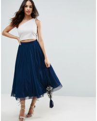 ASOS | Tulle Prom Skirt With Multi Layers | Lyst