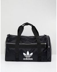 adidas Originals - Originals Travel Bag With Trefoil Logo - Lyst