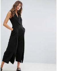 Oeuvre - Culotte Jumpsuit - Lyst