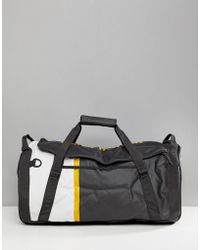 Helly Hansen - 50l Packable Duffel Bag In Ebony - Lyst
