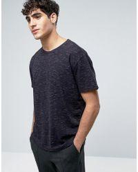 Dr. Denim - Russ T-shirt Black Mix - Lyst