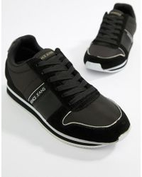 Versace Jeans - Lace Up Trainers - Lyst