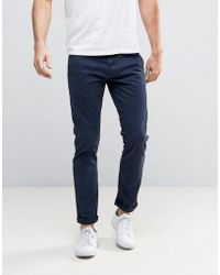 Esprit - Skinny Fit Chino - Lyst
