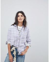 Abercrombie & Fitch - Check Shirt - Lyst