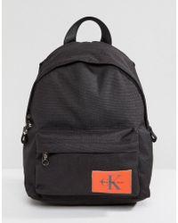 Calvin Klein | Jeans Logo Backpack In Mini | Lyst