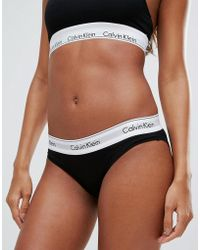 Calvin Klein - Modern Cotton Brief - Lyst