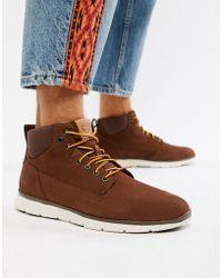 Timberland - Killington Chukka Boots In Brown - Lyst