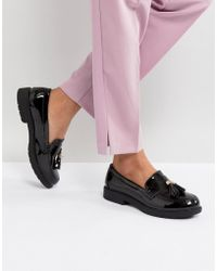 Truffle Collection - Metal Trim Loafer - Lyst