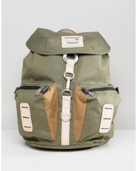 Doughnut - Nevada Backpack In Forest Green - Lyst