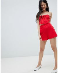 Oh My Love - Flare Short - Lyst