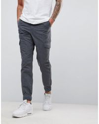 Another Influence - Cargo Trousers - Lyst