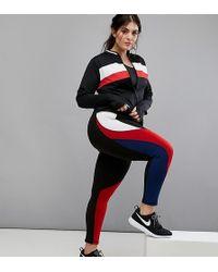 Nola - Reversible Colourblock Legging - Lyst
