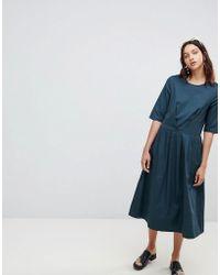 Kowtow - Chorus Organic Cotton Midaxi Dress - Lyst