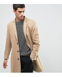 Noak - Oversized Smart Overcoat - Lyst