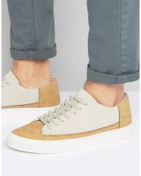 SYSTVM - Lo Trainers In Beige - Lyst