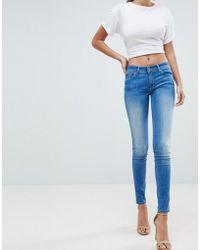 Salsa - Wonder Push Up Bum Lift Skinny Jean - Lyst