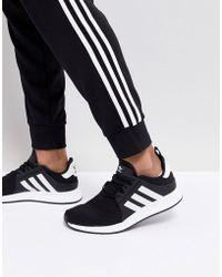 adidas originali x a infrarossi scarpe in nero by8688 in nero per gli uomini lyst
