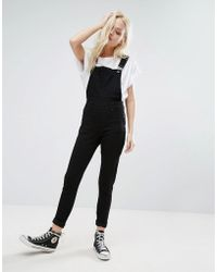 Cheap Monday - Spray Dungaree - Lyst