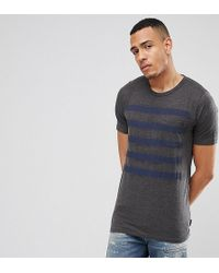 French Connection - Tall 5 Stripe Pocket T-shirt - Lyst