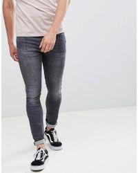 Levi's - Levi's 519 Super Skinny Jeans In Richmond - Lyst