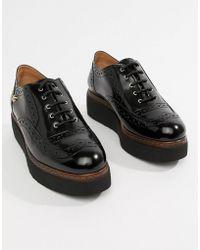 Love Moschino - Chunky Flatform Shoes - Lyst