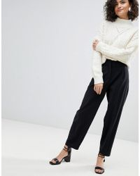 SELECTED - Cigarette Pant - Lyst