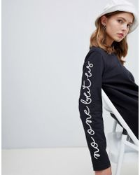 WÅVEN - Tyler Sleeve Print T-shirt - Lyst