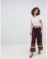 INTROPIA | Striped Pants | Lyst