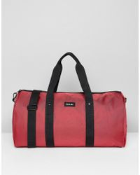 French Connection - Nylon Holdall - Lyst